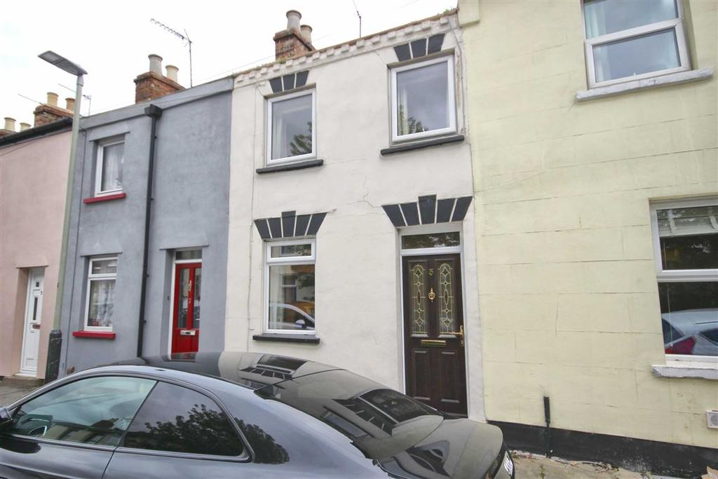 2 Bedrooms Terraced House for sale in Cleeveland Street, St Pauls, Cheltenham, GL51