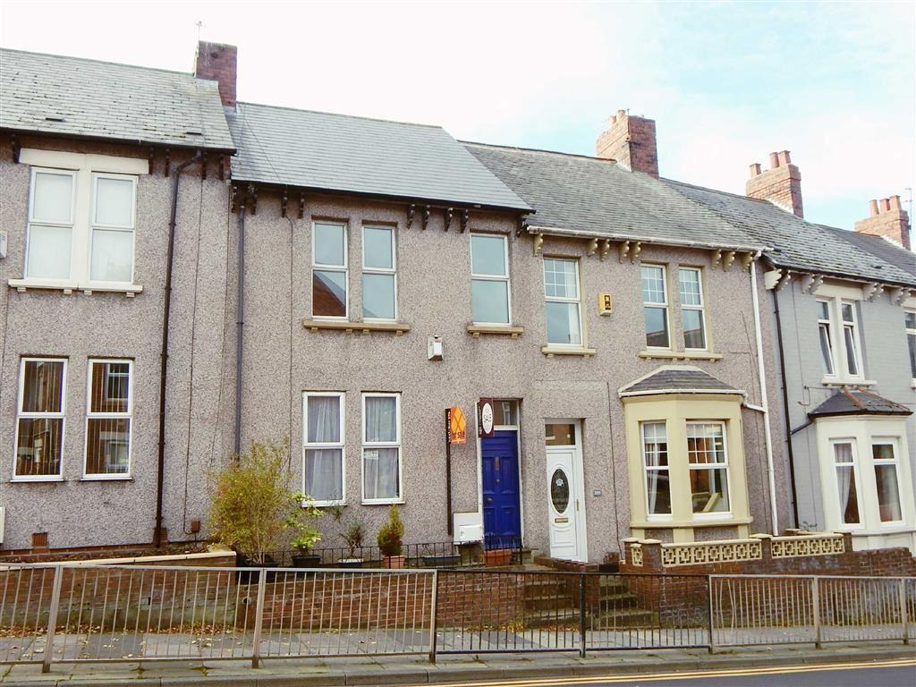 3 Bedrooms Terraced House for sale in Station Road, Wallsend, Tyne And Wear, NE28