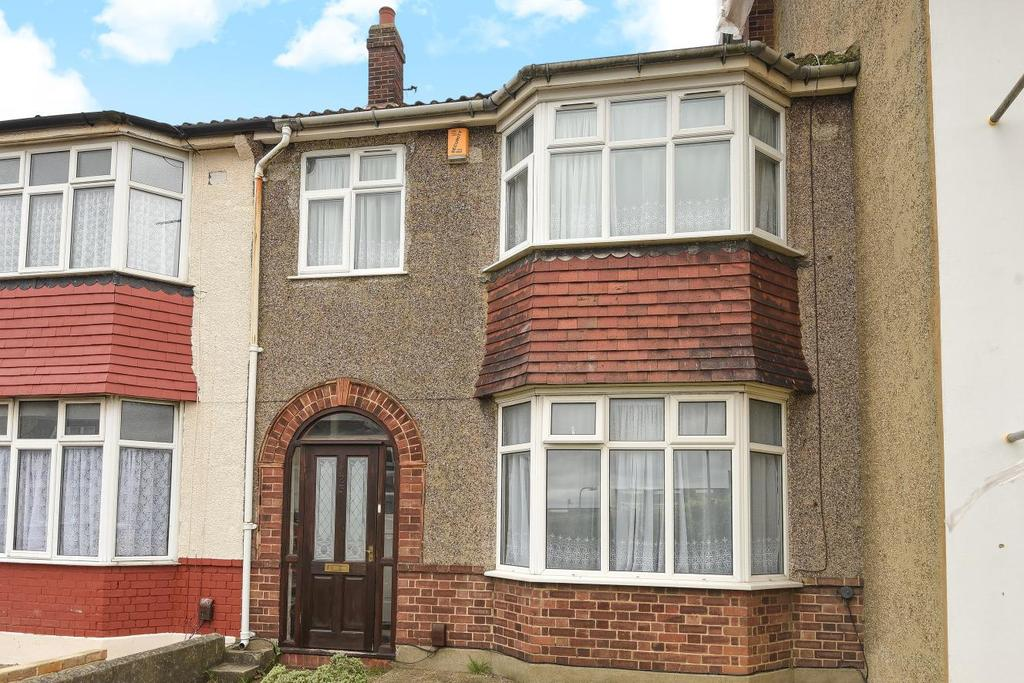 3 Bedrooms Terraced House for sale in Eglinton Hill, Shooters Hill