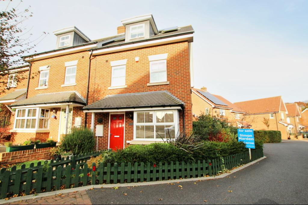 4 Bedrooms End Of Terrace House for sale in Goldring Avenue, Hellingly BN27