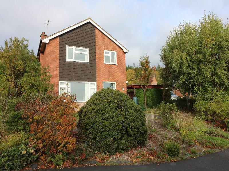 4 Bedrooms Detached House for sale in Loughmill Road, Peshore WR10
