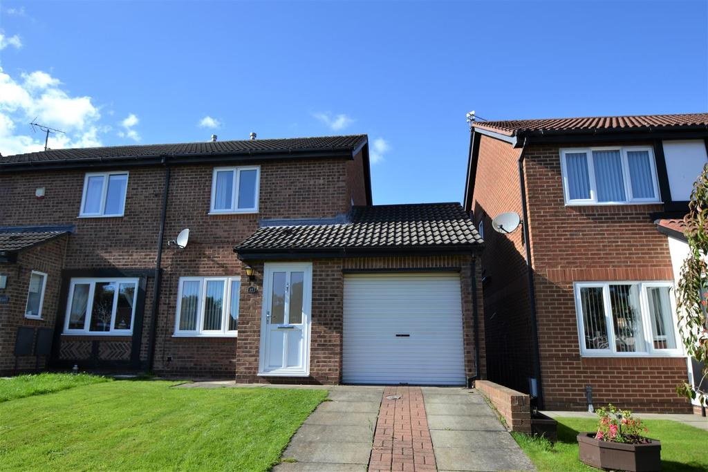 2 Bedrooms Semi Detached House for sale in Atherton Close, Spennymoor