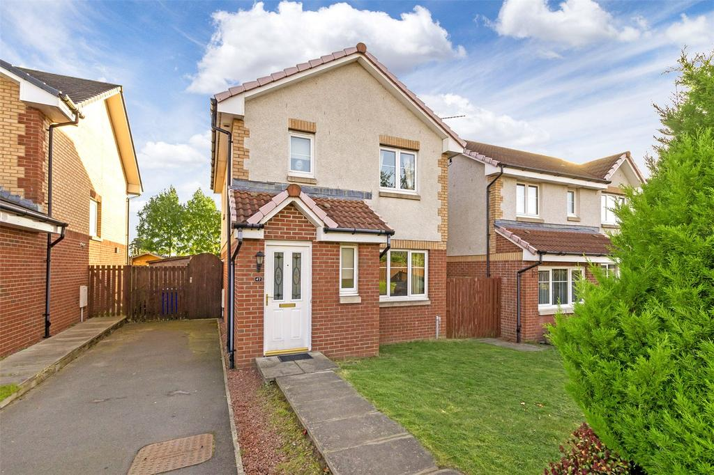 3 Bedrooms Detached House for sale in 47 Fincastle Place, Cowie, Stirling, FK7