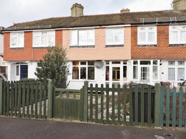 3 Bedrooms Terraced House for sale in Alpine Avenue Surbiton
