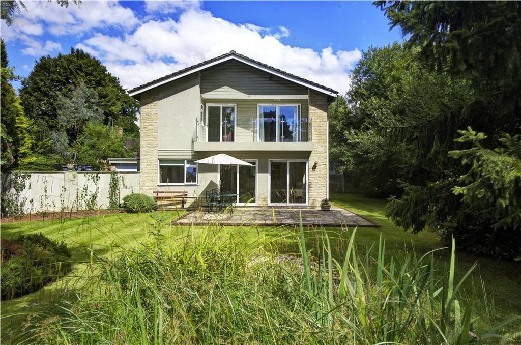 4 Bedrooms Detached House for sale in Burcot, Abingdon, OX14