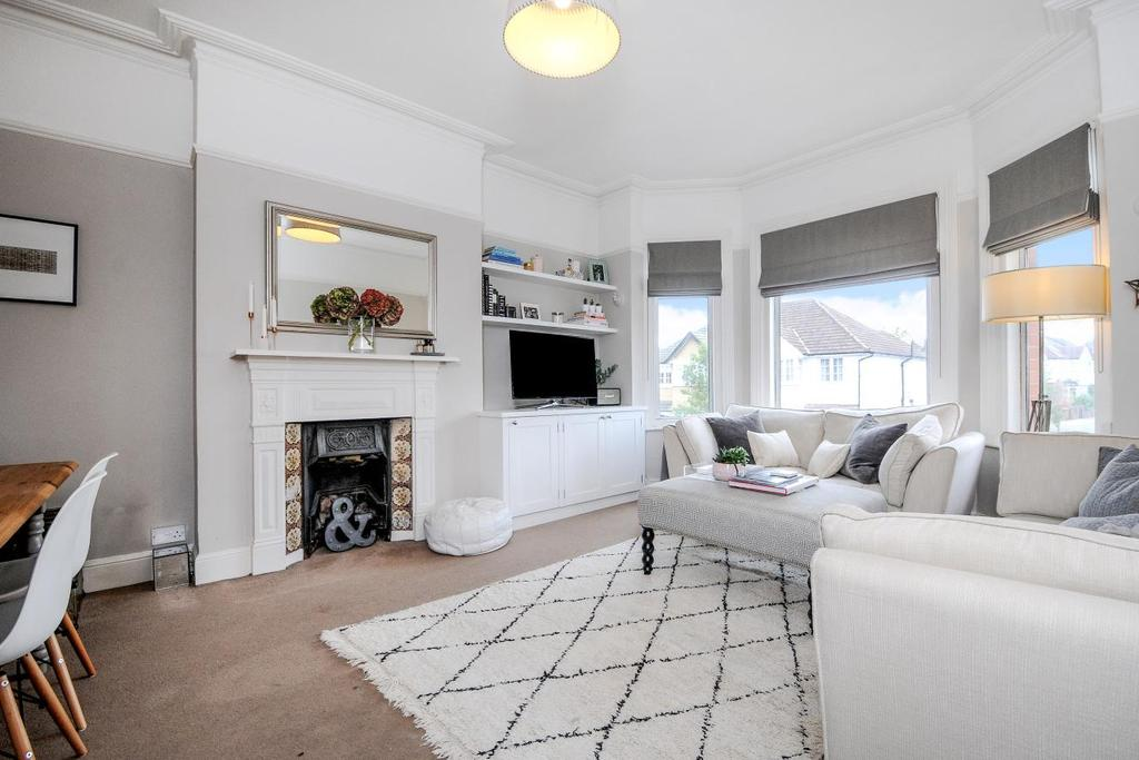 2 Bedrooms Flat for sale in Norbiton Avenue, Kingston upon Thames