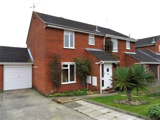 3 Bedrooms Semi Detached House for sale in Chelsea Close, Tilehurst, Reading, Berkshire, RG30