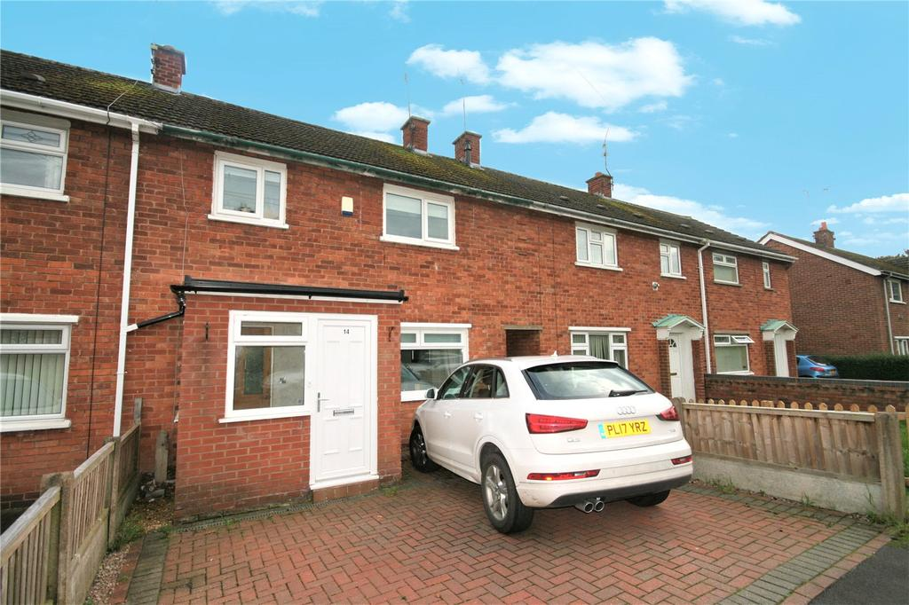 3 Bedrooms Terraced House for sale in Derwent Road, Newton, Chester, CH2