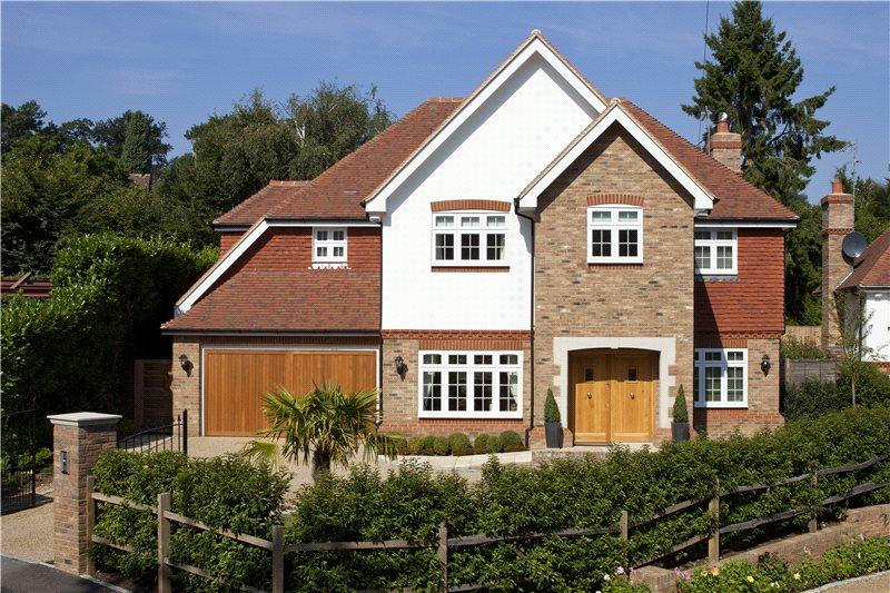 6 Bedrooms Detached House for sale in Cade Lane, Sevenoaks, Kent, TN13