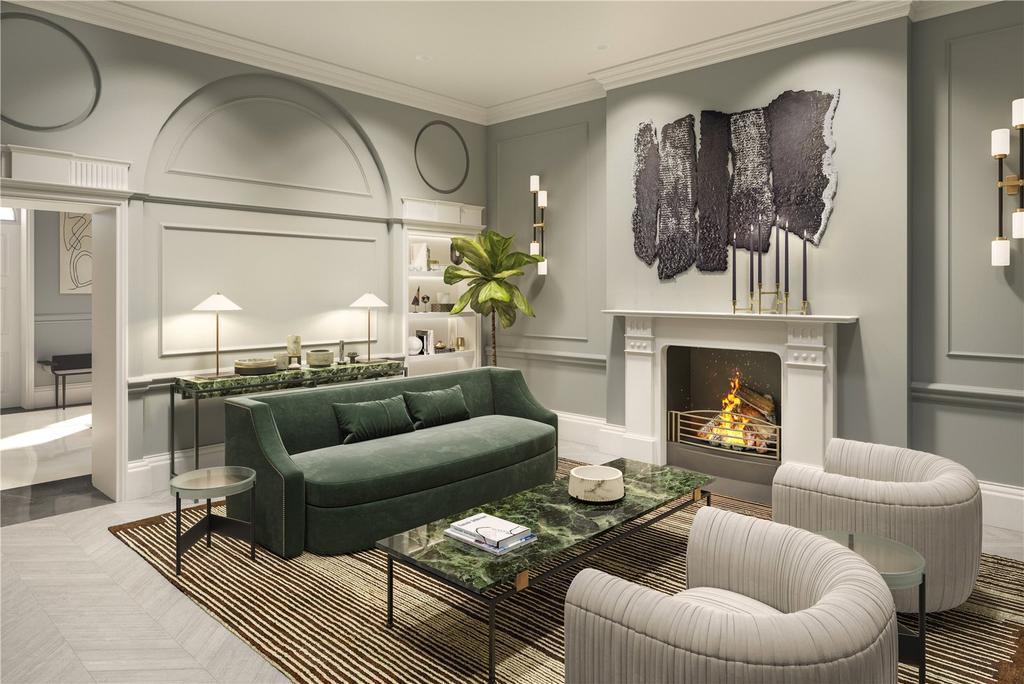 2 Bedrooms Flat for sale in Langham Street, 36-40 Langham Street, Fitzrovia, London, W1W