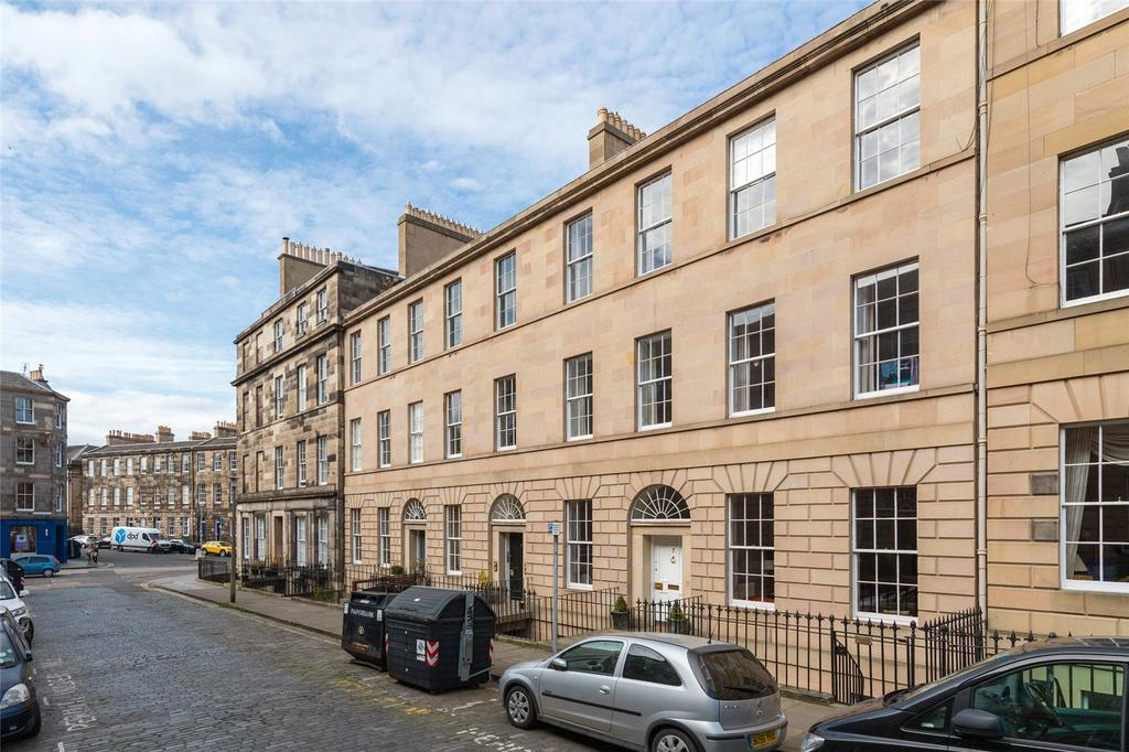3 Bedrooms Apartment Flat for sale in Clarence Street, Edinburgh, Midlothian