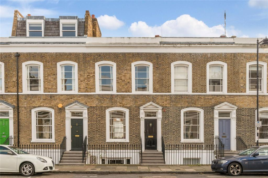 2 Bedrooms Terraced House for sale in St Paul Street, Islington, London