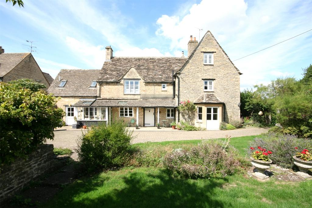 5 Bedrooms Detached House for sale in High Street, South Cerney, Cirencester, Gloucestershire