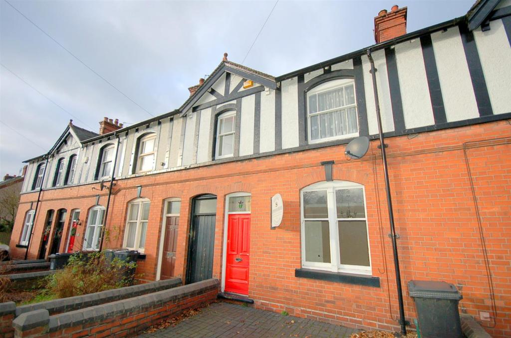 3 Bedrooms Town House for sale in Alsager Road, Audley