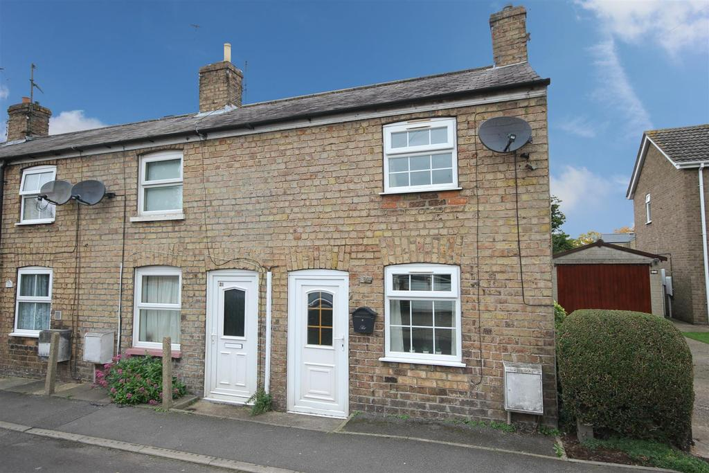 2 Bedrooms End Of Terrace House for sale in 31 Finsbury Street, Alford