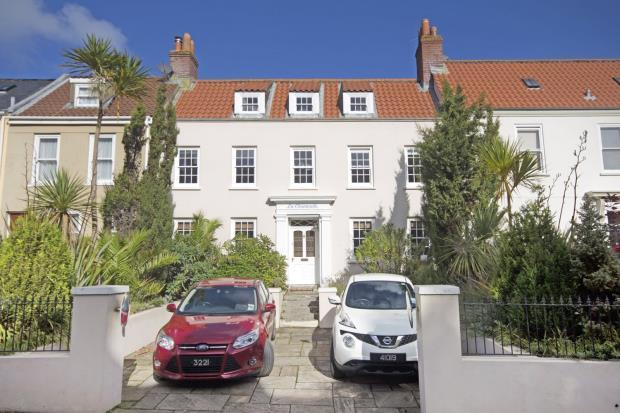 6 Bedrooms Terraced House for sale in Mount Durand, St. Peter Port, Guernsey
