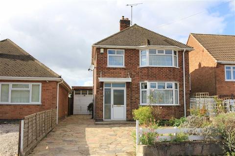 3 bedroom detached house for sale - Hall Road, Scraptoft, Leicester