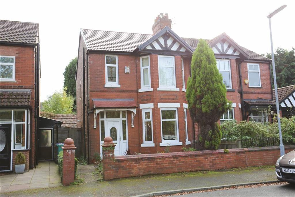 3 Bedrooms Semi Detached House for sale in Lindsay Avenue, West Point, Manchester