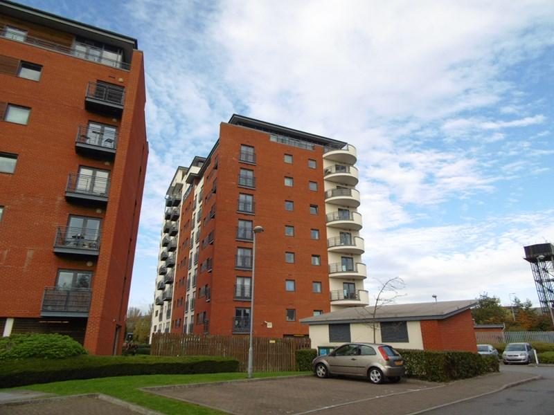 2 Bedrooms Apartment Flat for sale in Galleon Way, Cardiff