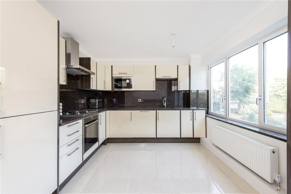 2 Bedrooms Apartment Flat for sale in Abbots House, St. Mary Abbots Terrace, Holland Park, London, W14