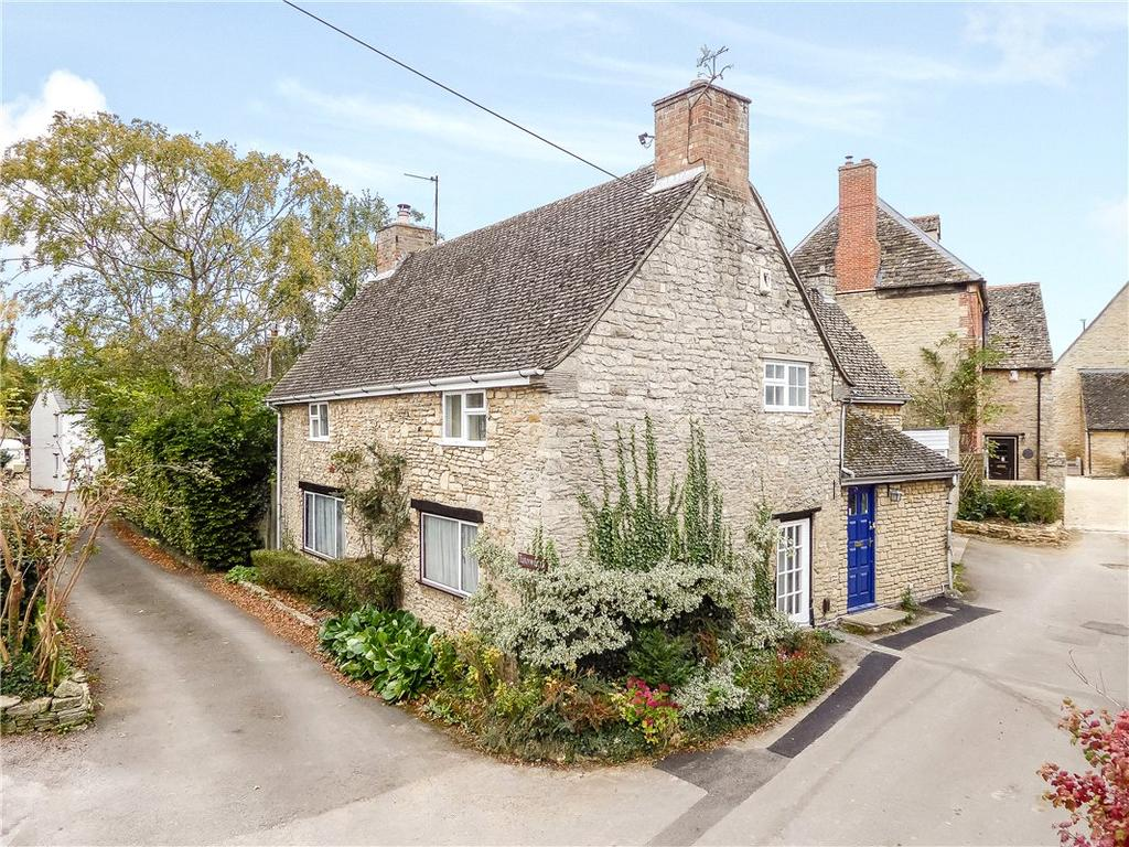 4 Bedrooms Detached House for sale in Little Blenheim, Yarnton, Kidlington, Oxfordshire, OX5