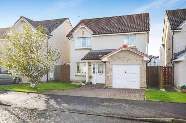3 Bedrooms Detached House for sale in 26 Dawnlight Circle, Ardrossan, KA22 8AB