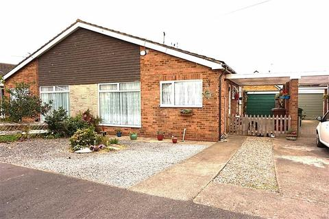2 bedroom semi-detached bungalow for sale - Sancton Close, Cottingham, Cottingham, HU16