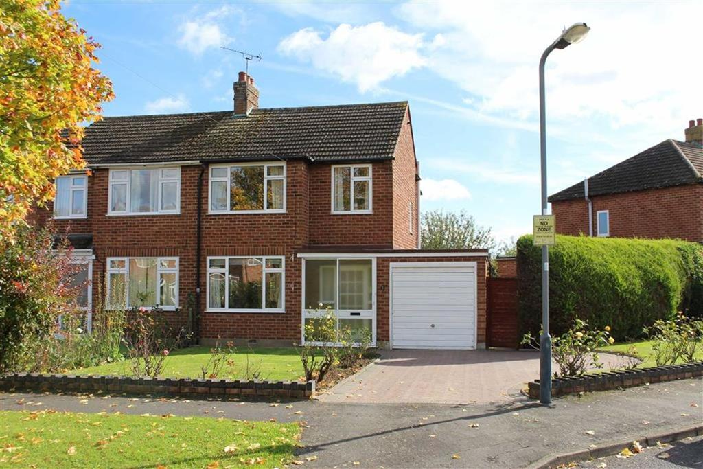 3 Bedrooms Semi Detached House for sale in Washbourne Road, Whitnash, Whitnash, CV31