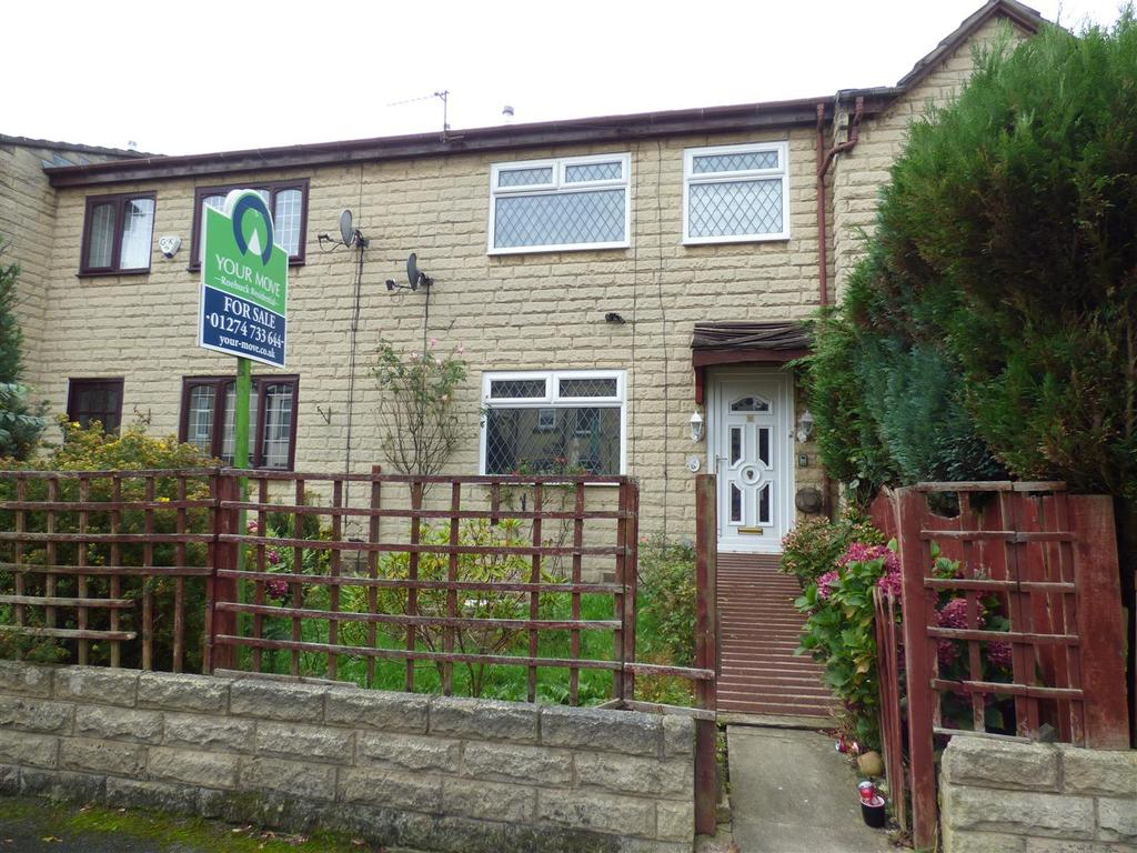 3 Bedrooms Town House for sale in Fletton Terrace, Bradford