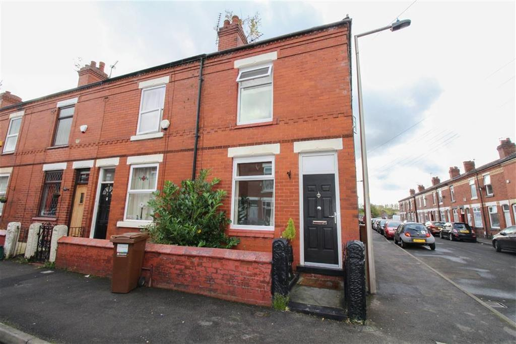 3 Bedrooms End Of Terrace House for sale in Norway Grove, Reddish, Stockport