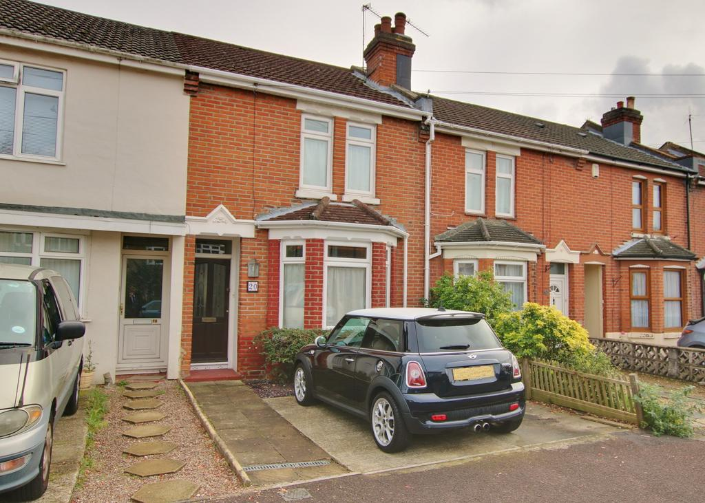 2 Bedrooms Terraced House for sale in Shirley, Southampton