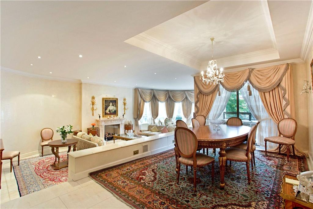 4 Bedrooms Flat for sale in 24-26 Avenue Road, NW8