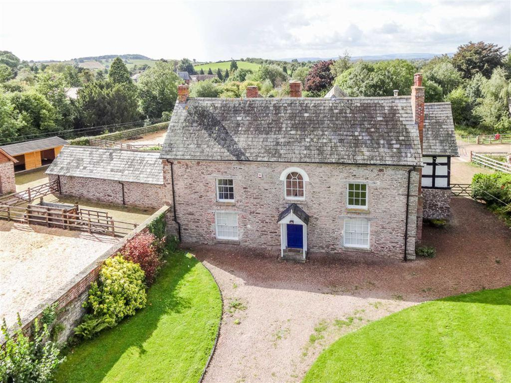 5 Bedrooms Farm Land Commercial for sale in Stoke Prior, Leominster