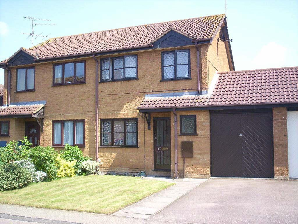 3 Bedrooms Semi Detached House for rent in Barton Hills