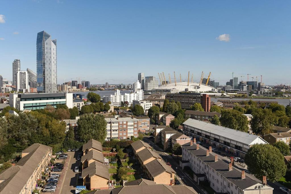 2 Bedrooms Flat for sale in Limeharbour, Canary Wharf
