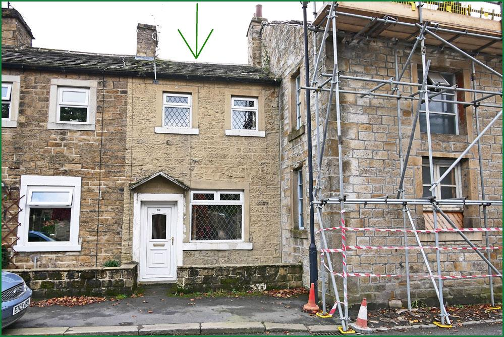 1 Bedroom Cottage House for sale in Water Street, Earby BB18