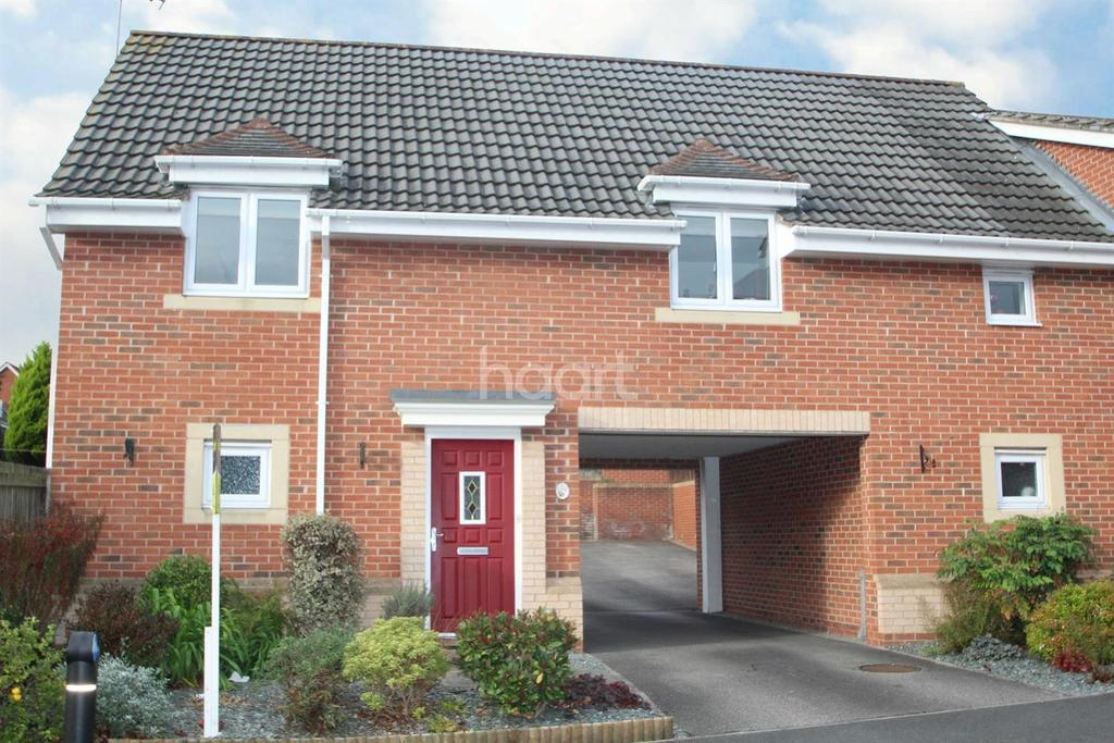 1 Bedroom Semi Detached House for sale in Page Avenue, Bestwood, Nottingham.