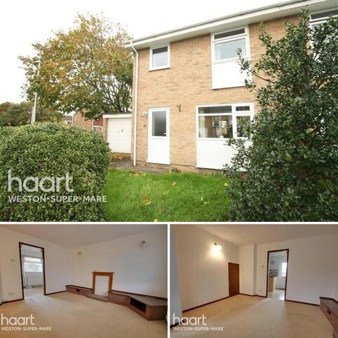 3 bedroom semi-detached house to rent - Mead Vale, BS22