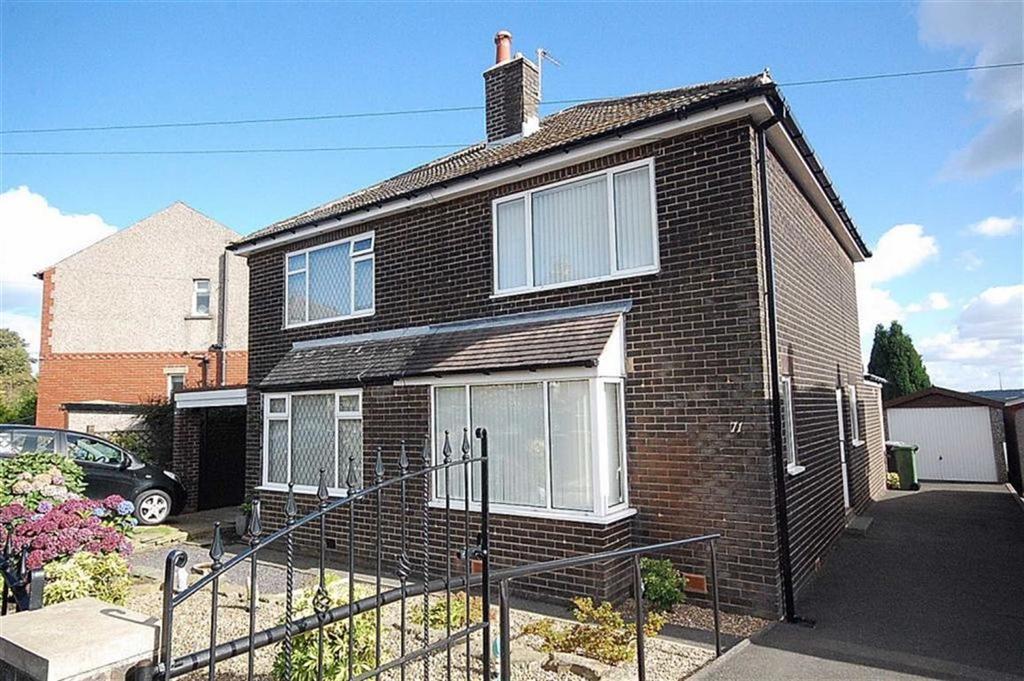 2 Bedrooms Semi Detached House for sale in Heatherfield Road, Marsh, Huddersfield, HD1