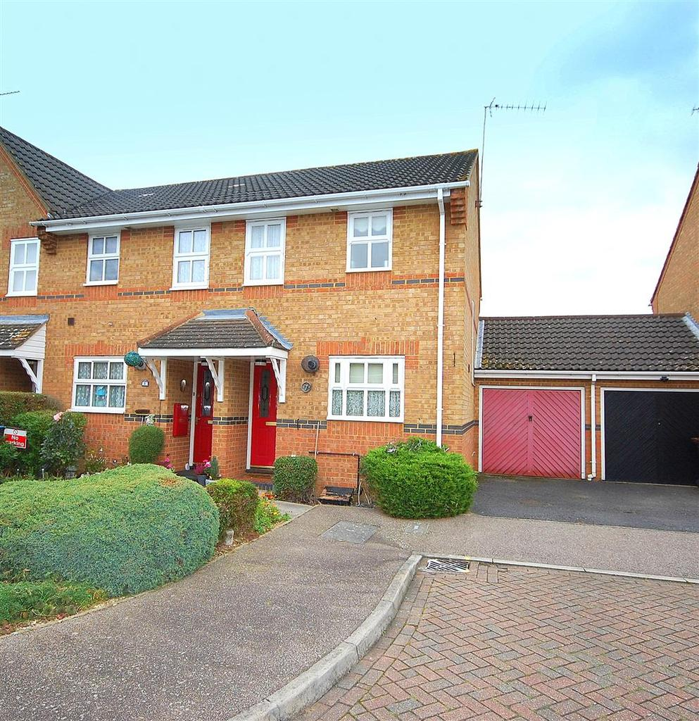 2 Bedrooms End Of Terrace House for sale in Hamilton Court, Hatfield