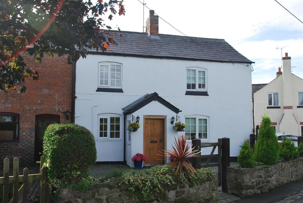 3 Bedrooms Cottage House for sale in Bates Lane, Helsby