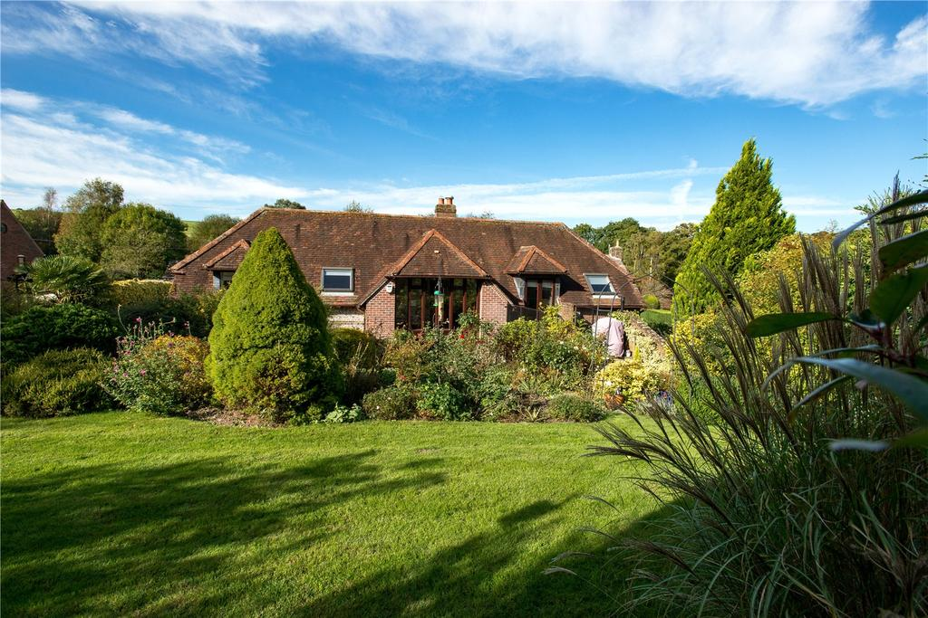 4 Bedrooms Detached House for sale in Winterborne Stickland, Blandford Forum, DT11