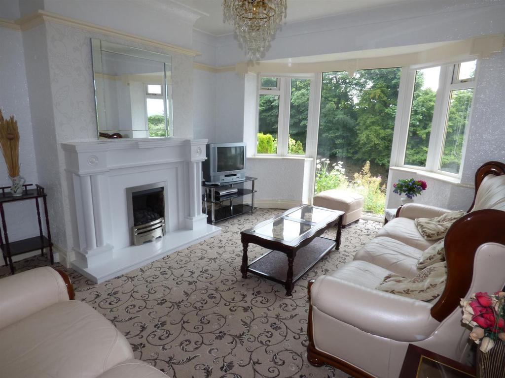 Elegant lounge: