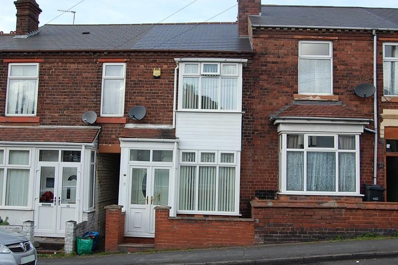 2 Bedrooms Terraced House for sale in Buffery Road, Dudley
