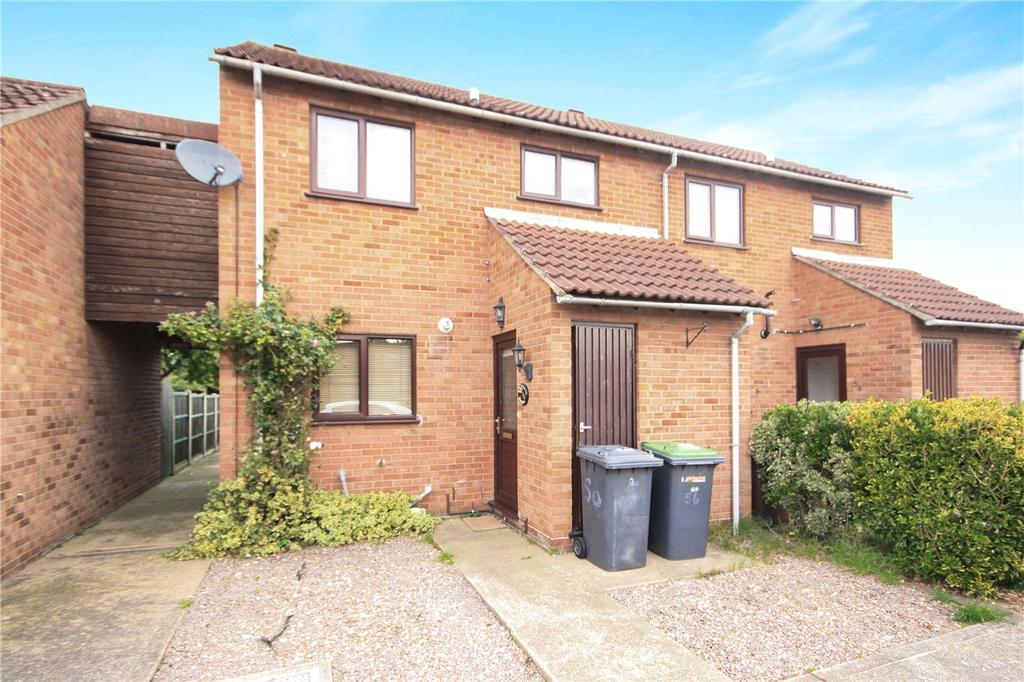 2 Bedrooms Semi Detached House for sale in The Hoplands, Sleaford, Lincolnshire, NG34
