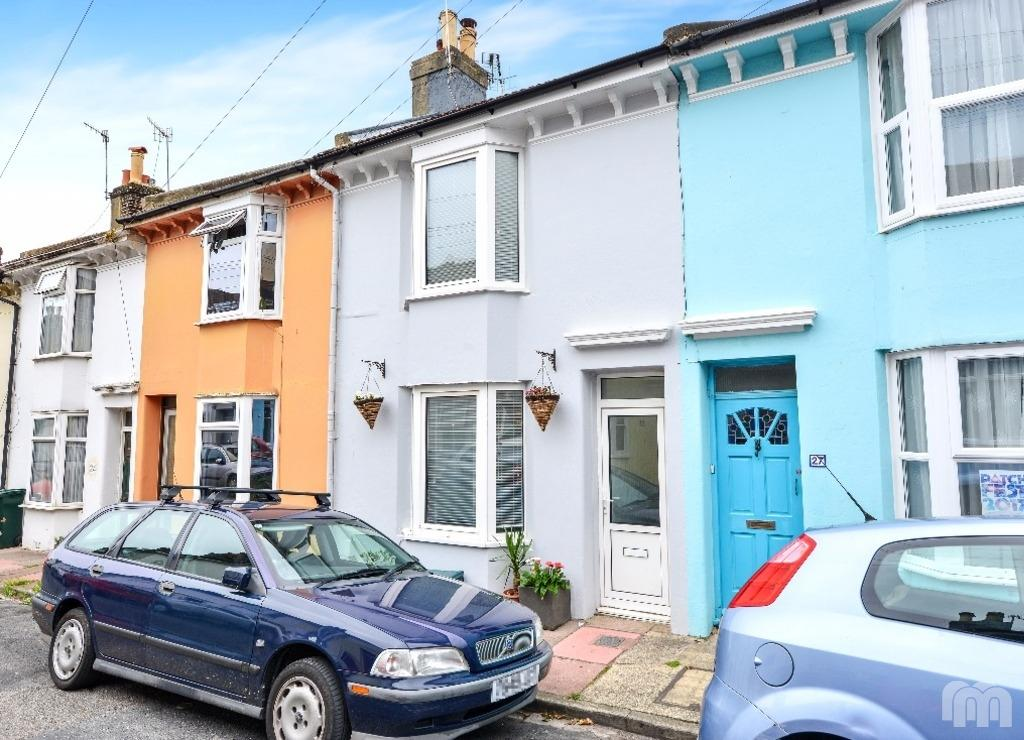 2 Bedrooms Terraced House for rent in Toronto Terrace Brighton East Sussex BN2
