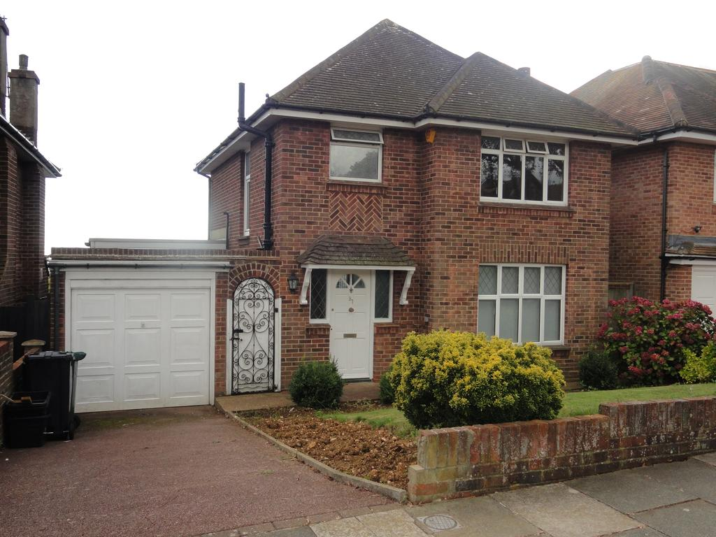 2 Bedrooms Detached House for sale in Queen Victoria Avenue, Hove BN3