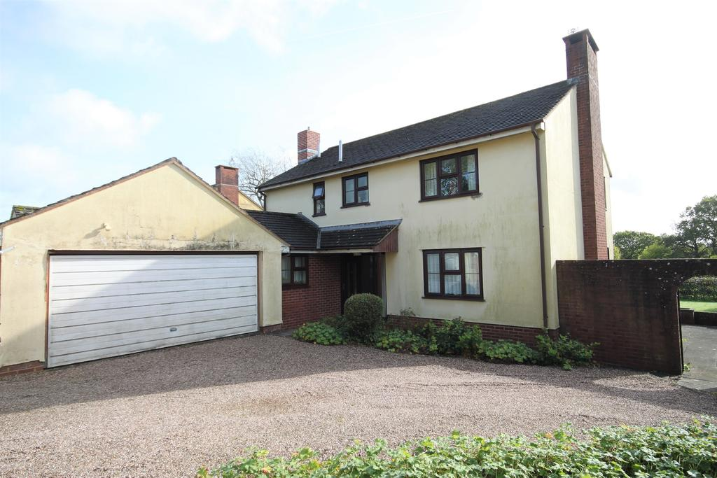4 Bedrooms Detached House for sale in Willand Old Village, Cullompton EX15 2RL