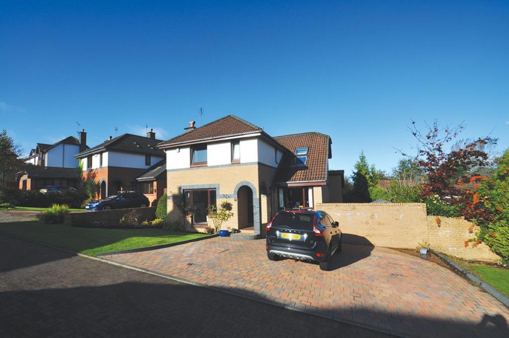 4 Bedrooms Detached Villa House for sale in 17 Waterside Avenue, Newton Mearns, G77 6TJ