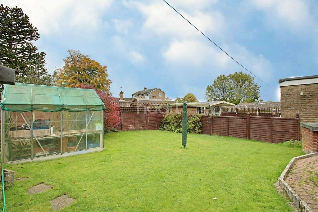 3 Bedrooms End Of Terrace House for sale in Wood Road, Biggin Hill